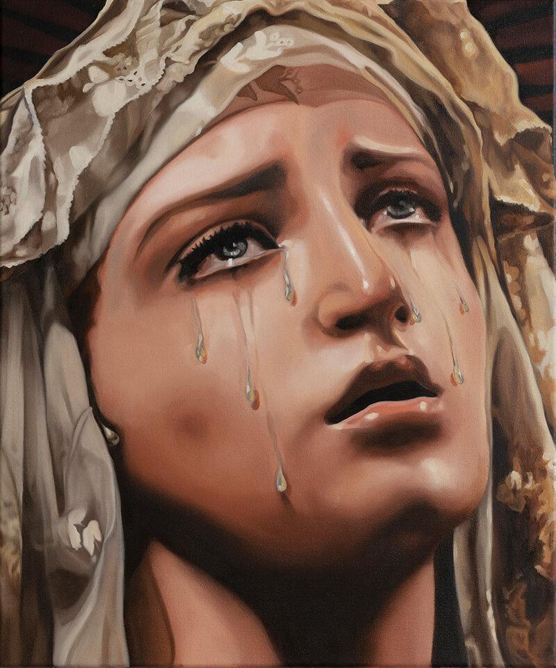 Wiebke Herrmann Like a Prayer, Madonna II